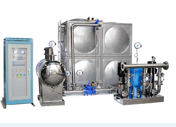 GTGW无负压供水设备(箱式)